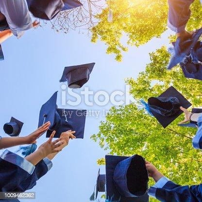 959532468 istock photo Graduation 1009462362