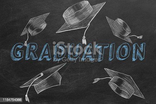 istock Graduation 1154754366