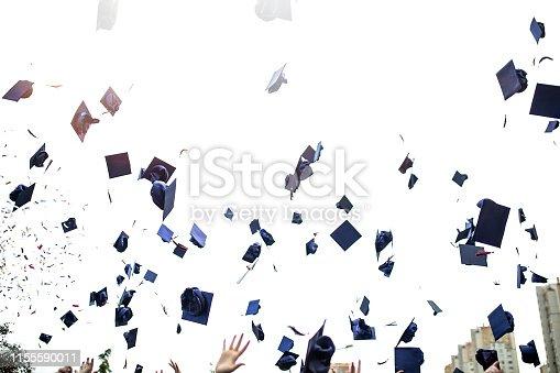 959532468 istock photo Graduation 1155590011