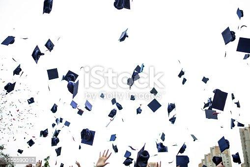 959532468 istock photo Graduation 1155590012