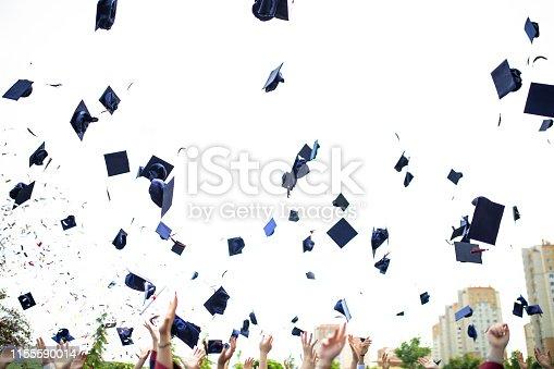 959532468 istock photo Graduation 1155590014