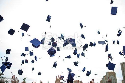 959532468 istock photo Graduation 1155590015