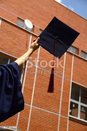 959532468 istock photo Graduation 184130088