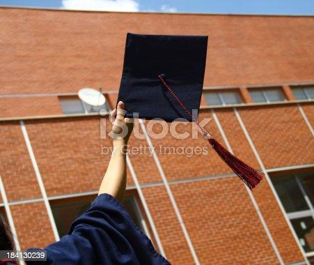 959532468 istock photo Graduation 184130239