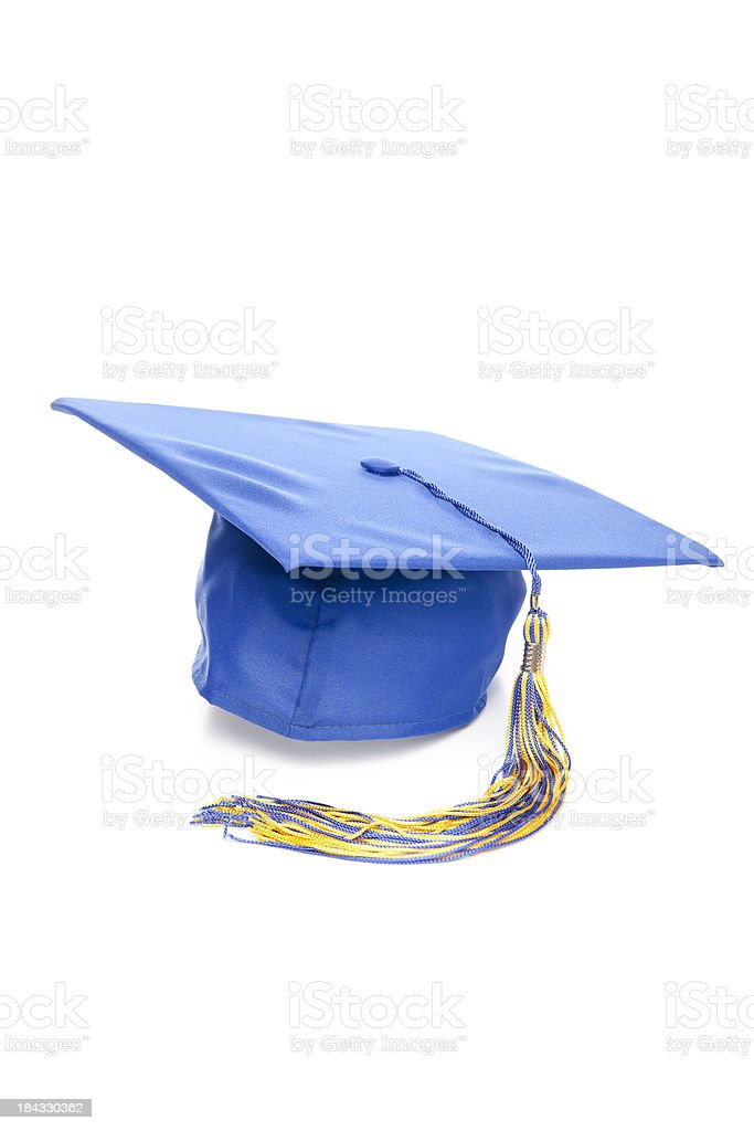Graduation! stock photo