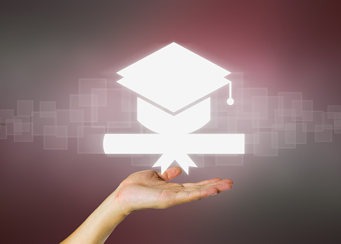 Graduation Stock Photo - Download Image Now