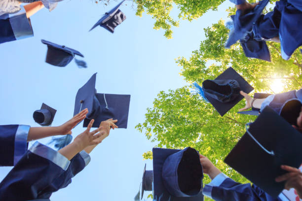 graduación - graduation fotografías e imágenes de stock