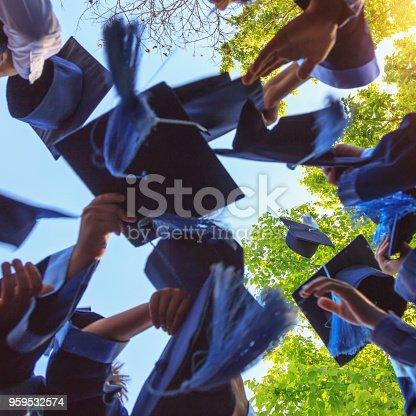 959532468 istock photo Graduation 959532574