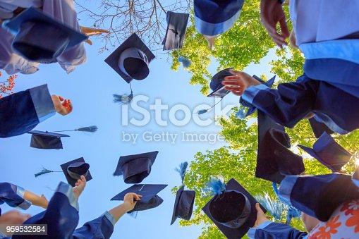 959532468 istock photo Graduation 959532584