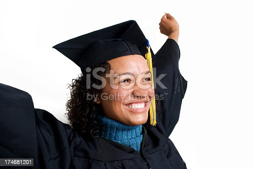 1009493672istockphoto Graduation Portrait (Series) 174681201