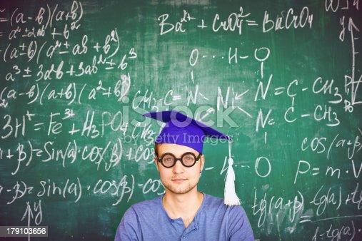 istock Graduation student 179103656