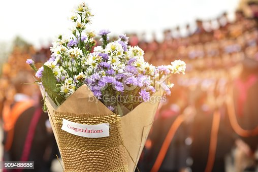 istock Graduation University 909488686