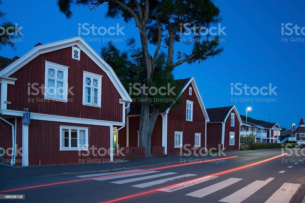 Graenna, Joenkoeping, Sweden stock photo