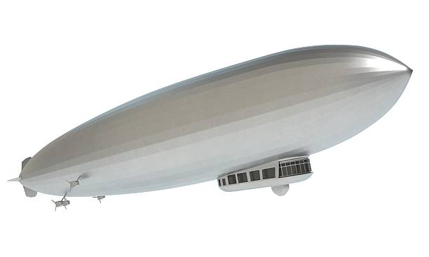 Graf Zeppelin stock photo