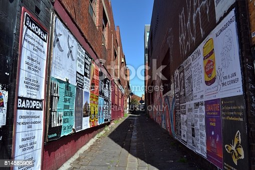 488380038 istock photo Graffiti and Mural in Melbourne 814585906