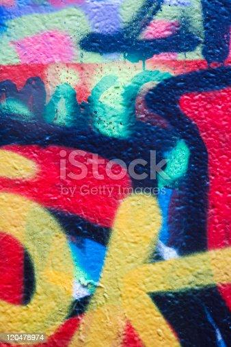 istock Graffiti art 120478974