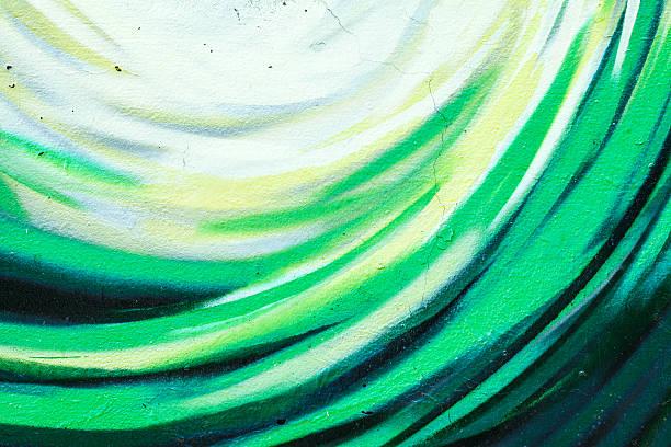 Graffiti Background Series stock photo