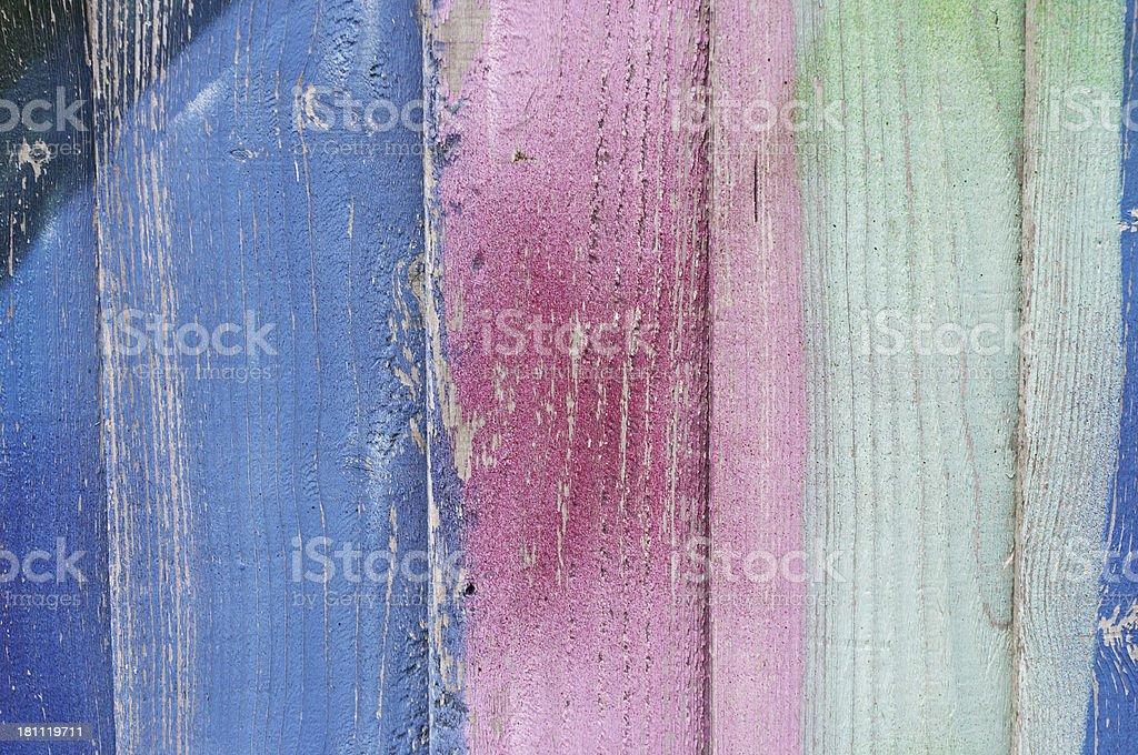 Background pastel airbrushing on wood stock photo