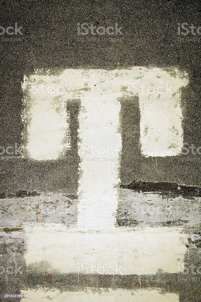 Graffiti Letter T Stock Photo - Download Image Now - iStock