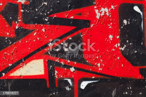 istock Graffiti on Wall 175515221