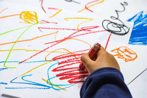 graffiti - scribble stock-fotos und bilder