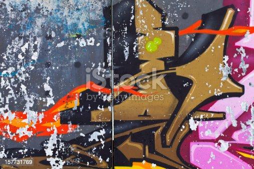 185278362 istock photo Graffiti 157731769