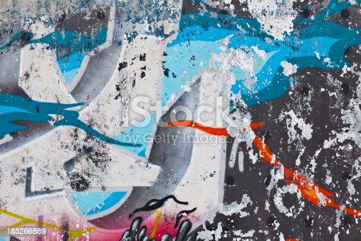 185278362 istock photo Graffiti 185266889