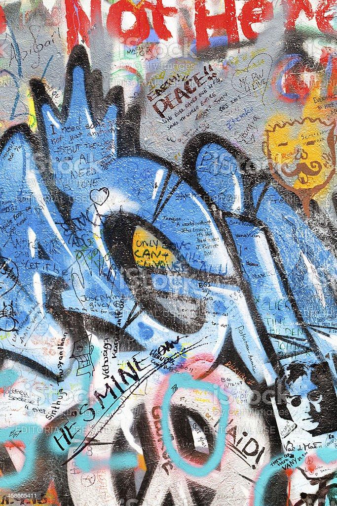 Graffiti – Foto