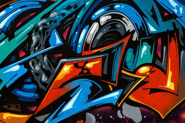 グラフィティ: - street graffiti ストックフォトと画像