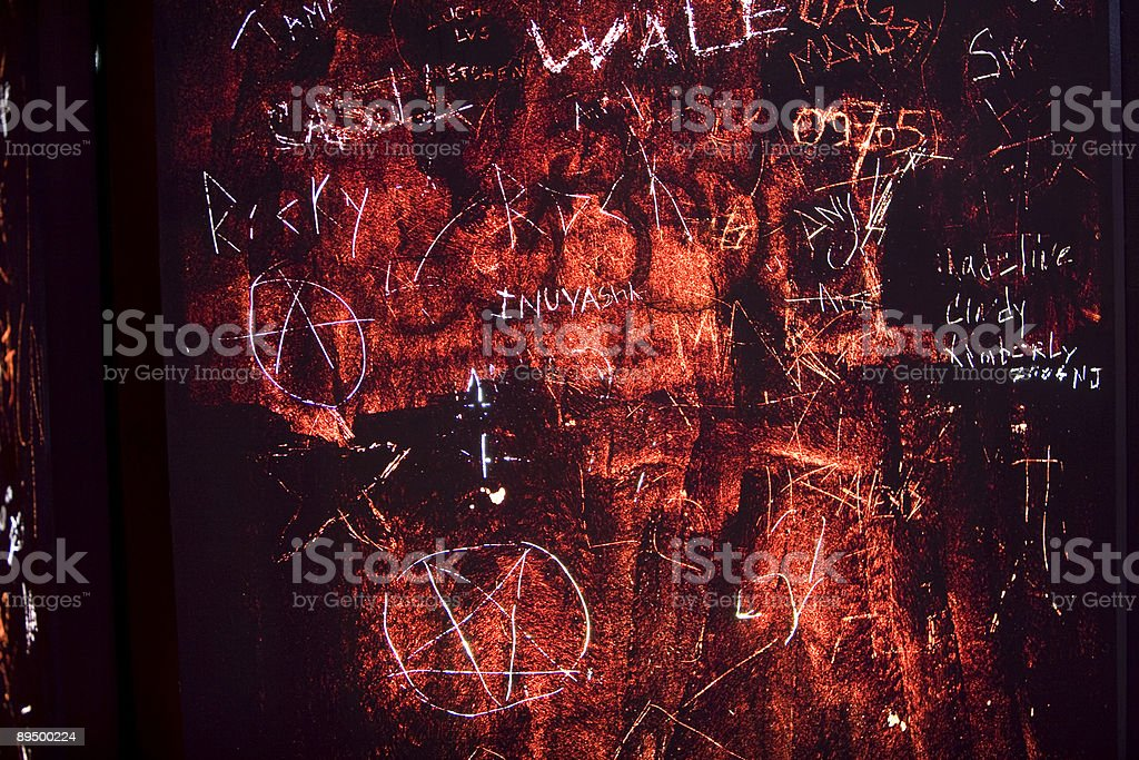 graffiti royalty-free stock photo
