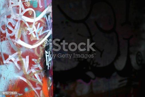 istock Graffiti  (Series) 92072800