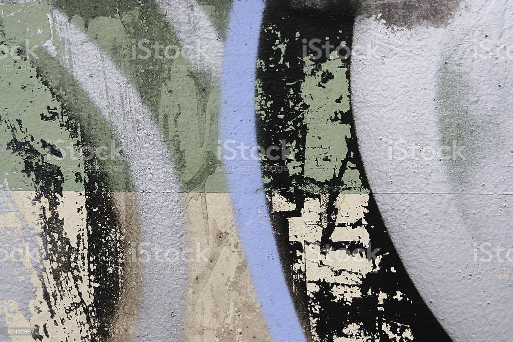 Graffiti #4 royalty-free stock photo