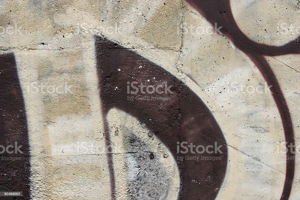 Graffiti #1 royalty-free stock photo