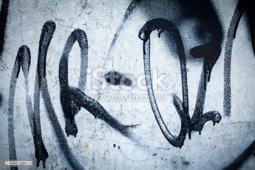 465451291istockphoto Graffiti Series 465397295