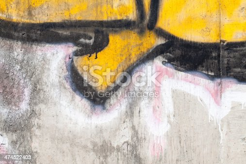 465451291 istock photo Graffiti Series 474522403