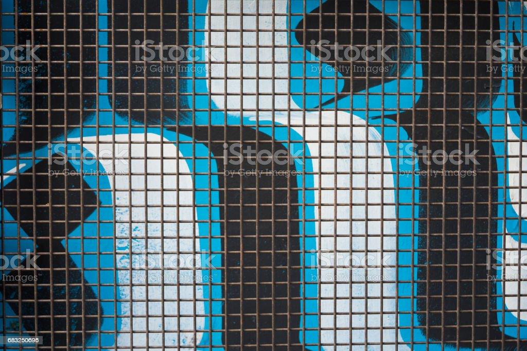 grafitti wall foto de stock royalty-free