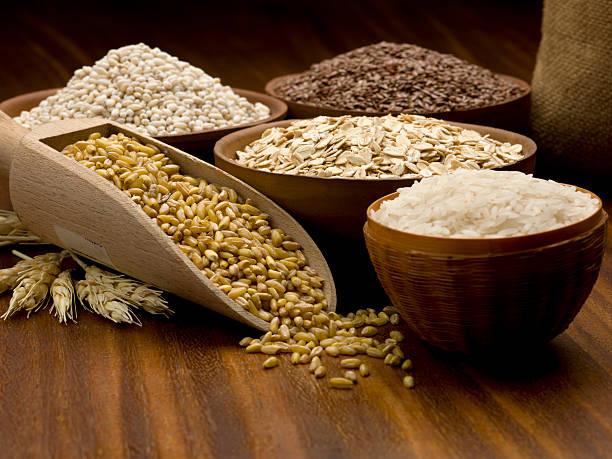 Grano e cereali Composizione - foto stock