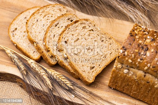 9 Grain Bread