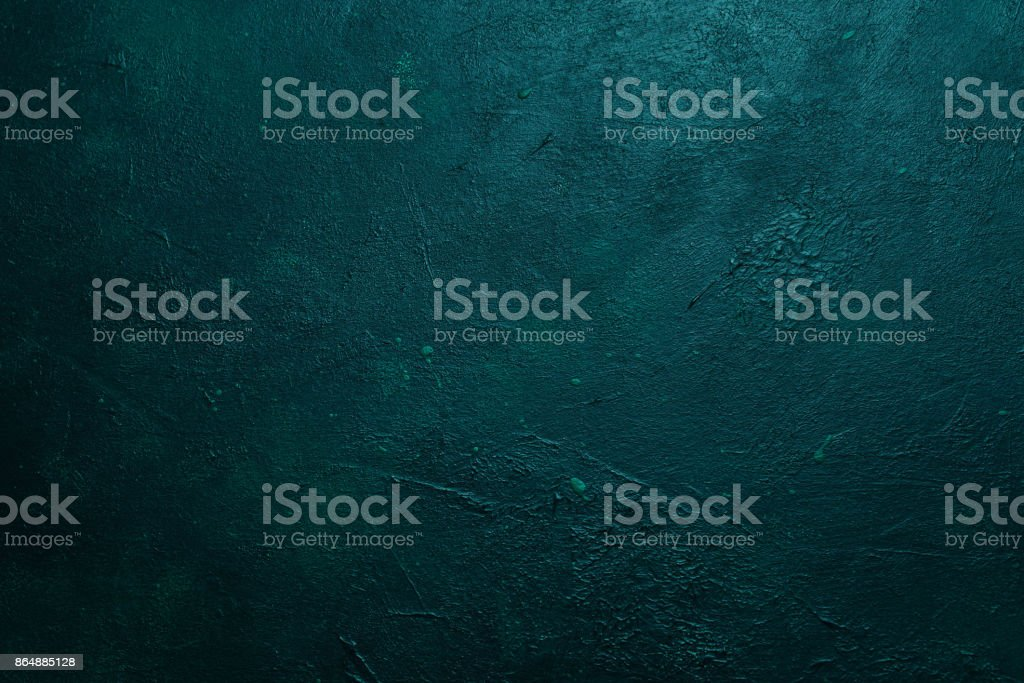 Grain dark green abstract background design texture stock photo