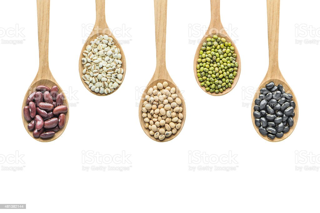 grain products stock photo
