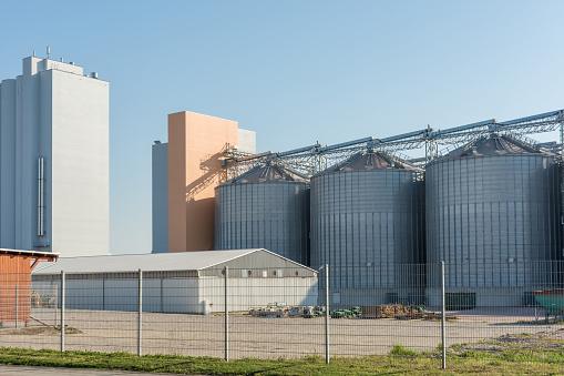 modern mill