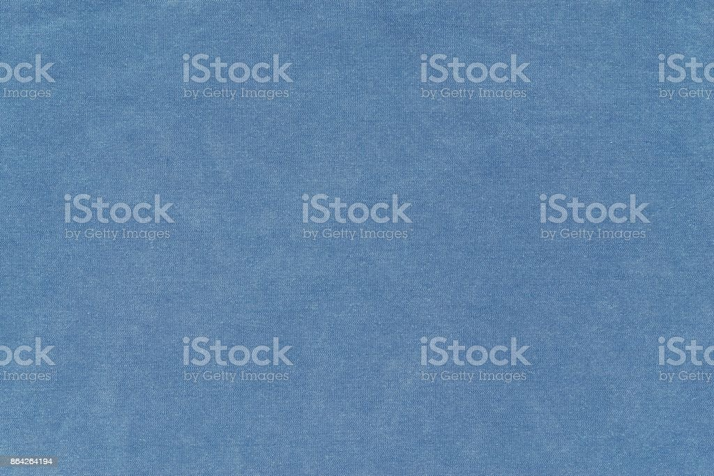grained jeans texture of pale blue color royalty-free stock photo