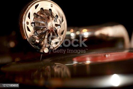 Old Gramophone.