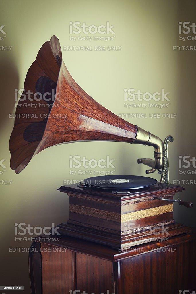 Grammofon – Foto