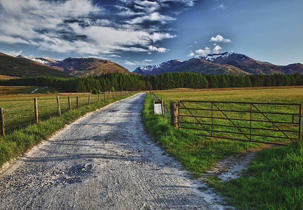 Grampians,Scotland stock photo