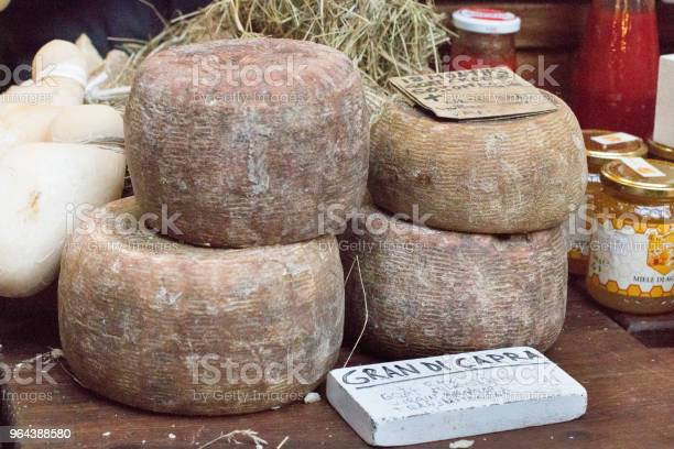 Foto de Gran Di Capra No Borough Market Londres e mais fotos de stock de Alimentação Saudável