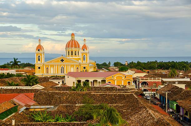 granada-nicaragua - nicaragua stock-fotos und bilder