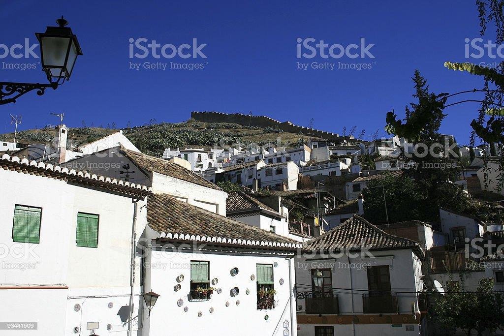 Granada Lizenzfreies stock-foto