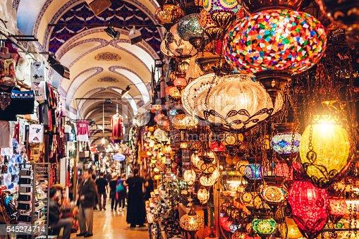 istock Grand Bazaar in Istanbul 545274714
