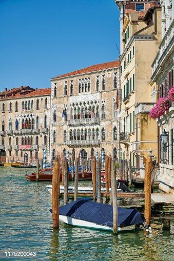 Venice, Italy - June 01, 2019: